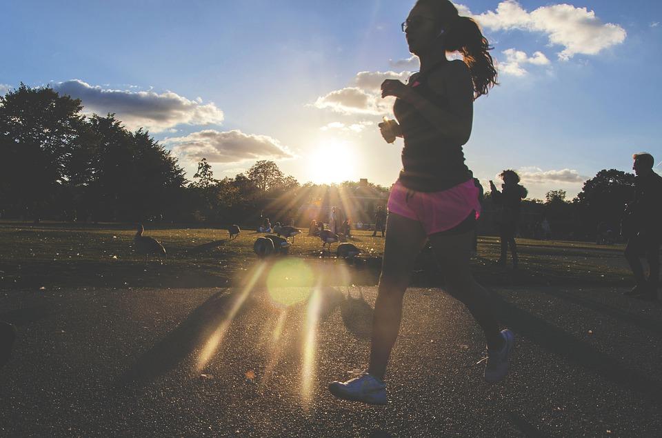 Čas na běhání