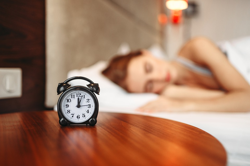 I během spánku můžete hubnout. Stačí dodržovat několik pravidel