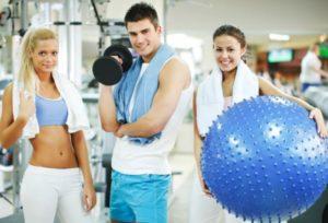 Cvičení nebo solárium
