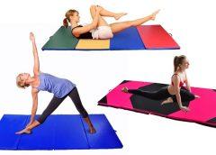 Jak vybrat podložku na cvičení