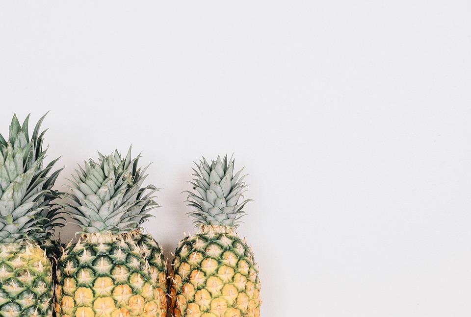 Jak se hubne s tropickým ovocem