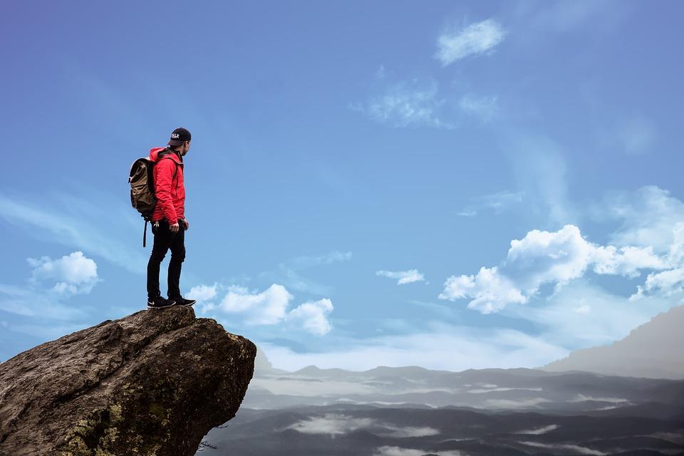 nejoblíbenější místa k horolezectví