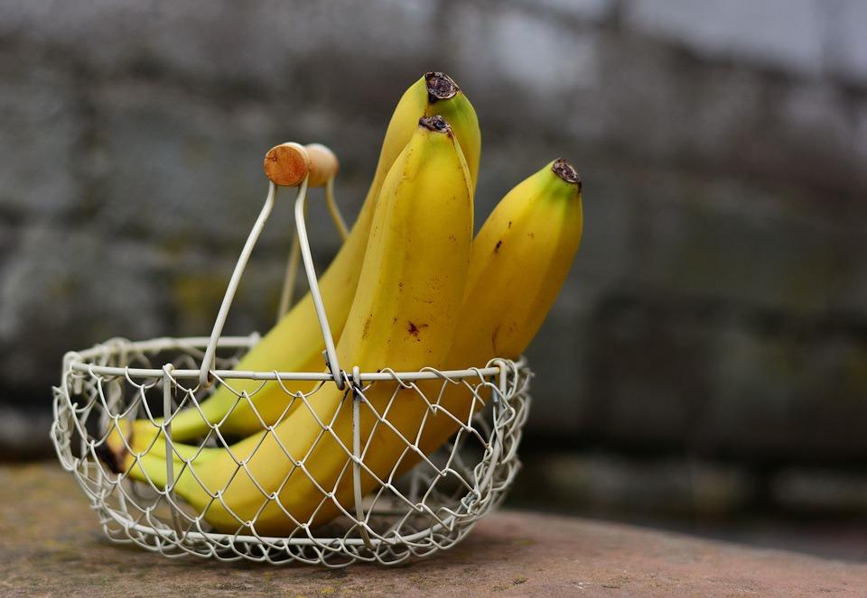 Banány a zdraví