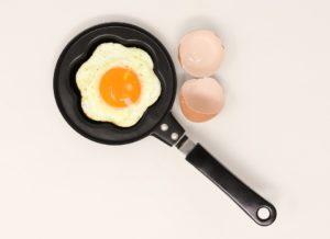 Pět důvodů, proč jíst vajíčka