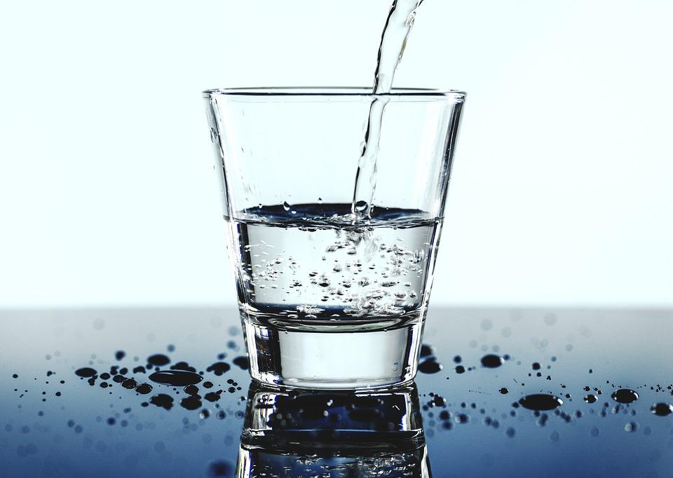 Dodržujeme pitný režim