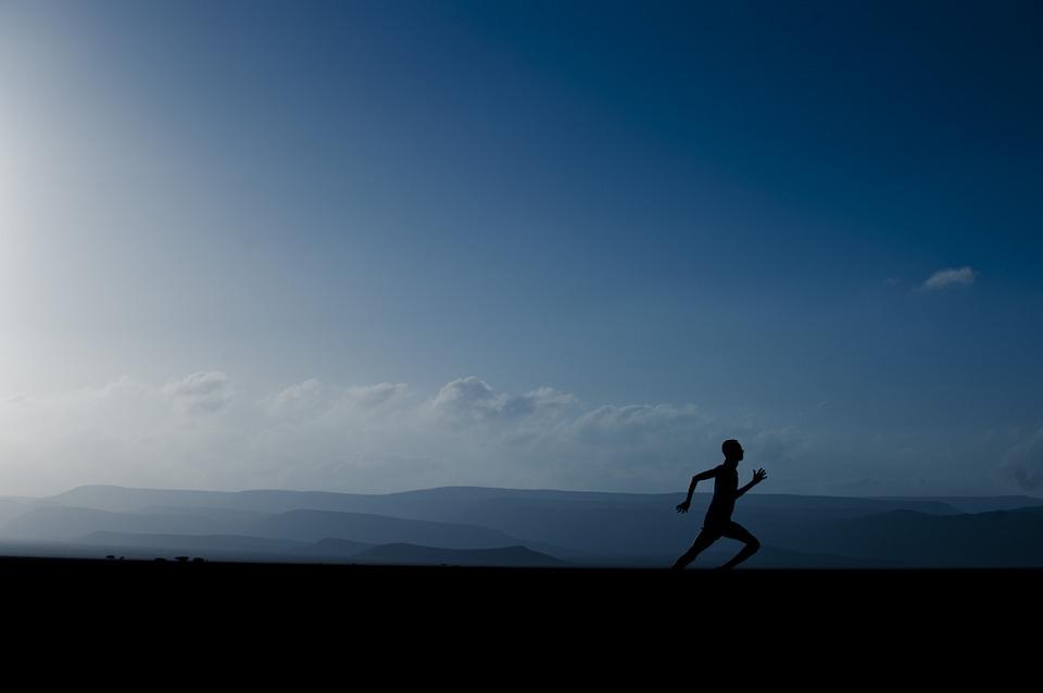 Podzimní běh může být zrádný