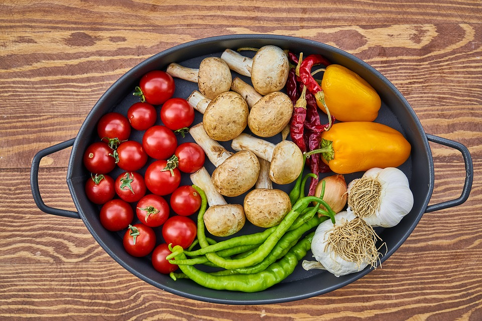 Pravidla zdravého stravování