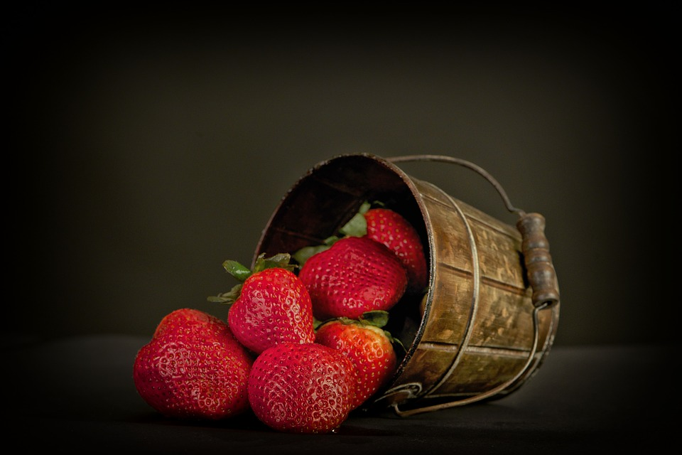 Přesvědčující důvody, proč jíst jahody