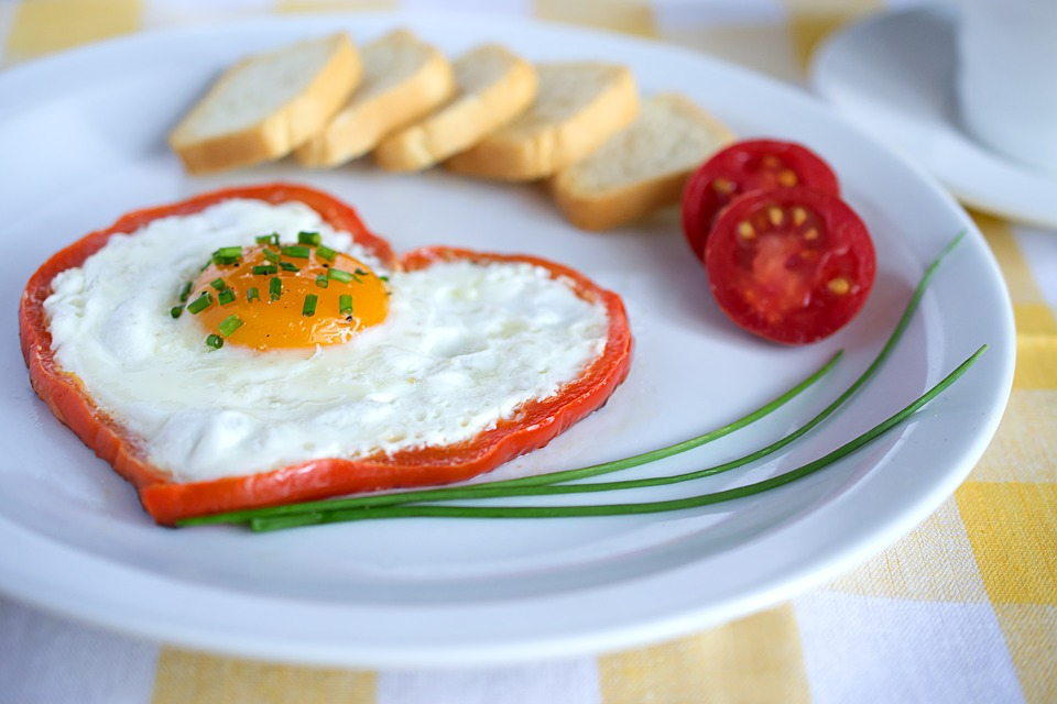 Snídaně pro úspěšný den