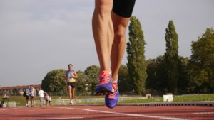 Terén a obuv pro běh