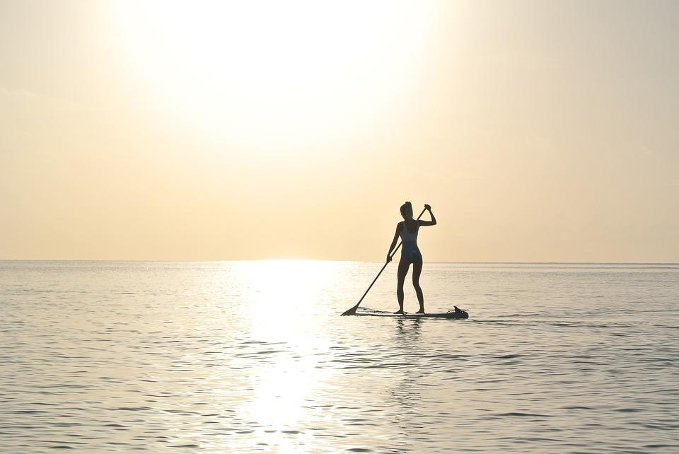 V létě se o zážitky postará paddleboard