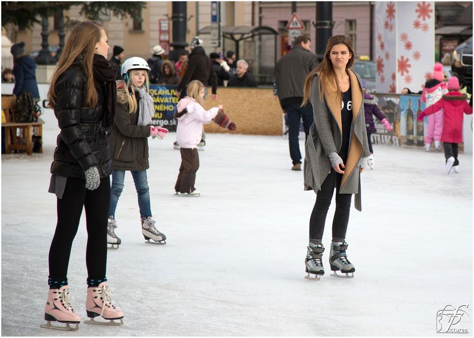 Zimní sporty a jak nám zpevňují postavu